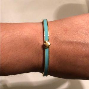 Kate Spade turquoise bracelet